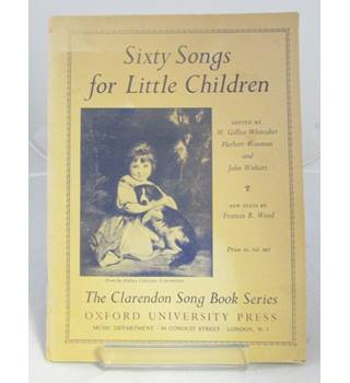 Sixty Songs for Little Children