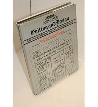 Editing and Design Book Five: Newspaper Design