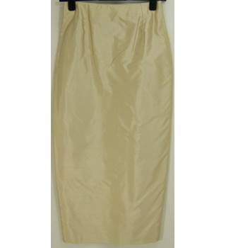 Louise Kennedy - Size: 12 - Beige - Long Skirt