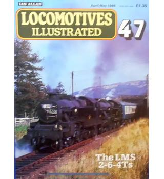 Locomotives Ilustrated #47 - April/May 1986