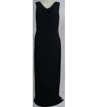 Ronni Nicole - Size: 10 - Black - Long Dress