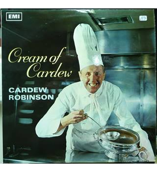 Cream Of Cardew - Cardew Robinson - SX 6161