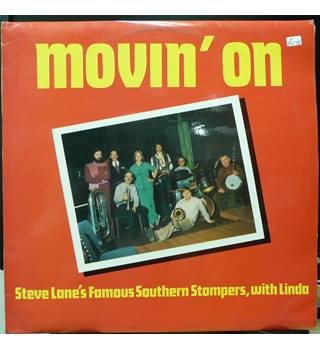 Movin' On - Steve Lane's Famous Southern Stompers - SLC.31