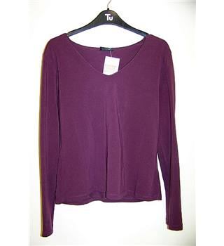 Crea Concept - Size: 16 - Purple Top