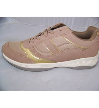 Lands End - Size: 7.5 - Beige - Trainers
