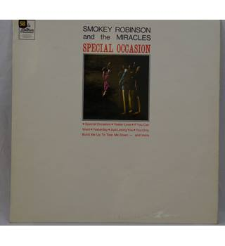 Smokey Robinson and the Miracles - Special Occasion Smokey Robinson and the Miracles - TML 11089
