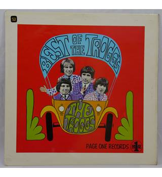 The Troggs - Best of the Troggs The Troggs - FOR 001