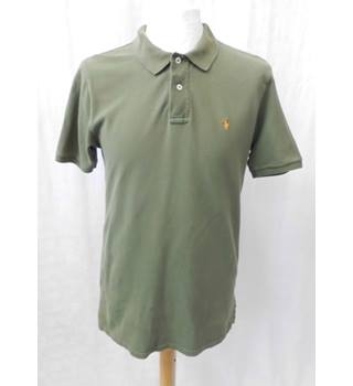 Polo by Ralph Lauren  Size: XL (18-20) Olive Green  Polo Shirt