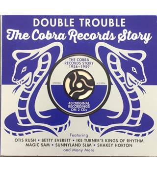 Various Artists - Double Trouble: The Cobra Records Story