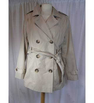 Debenhams petite size 10  short coat