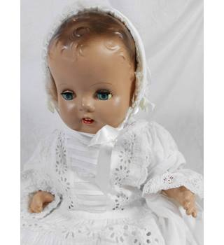 Early Vintage Sleeping Crying Doll Unbranded
