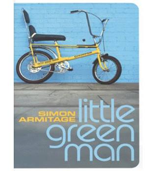 Little green man(Signed Copy)