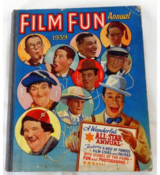 Film Fun Annual 1939