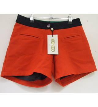 KENZO - Size: 11 - 12 Years - Red Hot pants