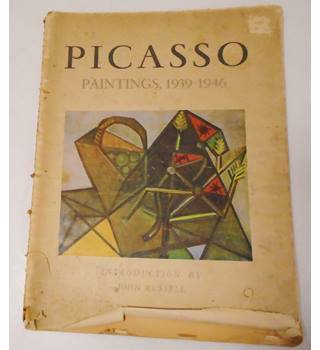 Picasso Paintings, 1939 - 1946
