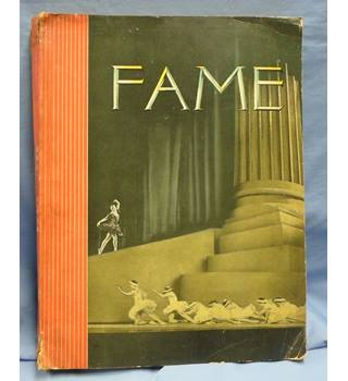 1946 Fame - an audit of screen and radio personalities. Edited by Terry Ramsaye