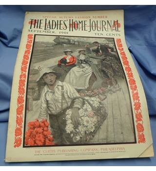 September 1901. The Ladies Home Journal. Special Autumn Fashion Number