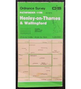 Henley-on-Thames & Wallingford (Pathfinder Maps)