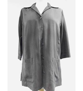 M&S Marks & Spencer - Size: 14 - Brown - Blouse