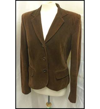Monsoon - Size: 10 - Brown - Jacket