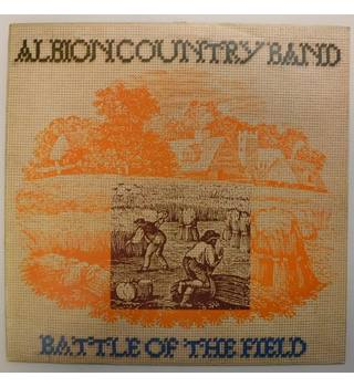Battle Of The Field Albion Country Band - HELP 25