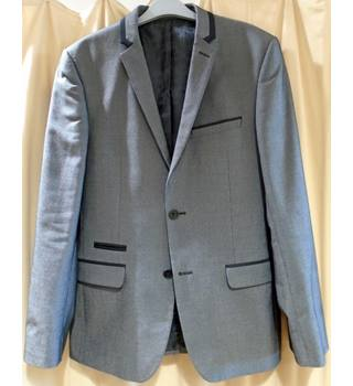 Suit Jacket Red Herring Debenhams - Size: One size: regular - Grey - 3 piece suit