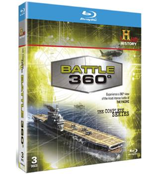 BATTLE 360: THE COMPLETE SERIES E