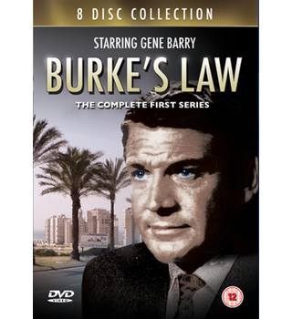 BURKE'S LAW THE COMPLETE FIRST SERIES 12