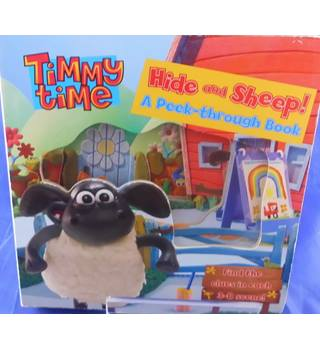 Timmy Time: Hide and Sheep! A Peek-through Book