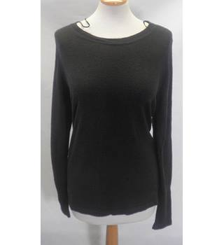 BNWT M&S size 16 brown jumper