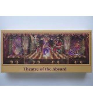 BNIB Theatre of the Absurd Trio of Jigsaw Puzzle