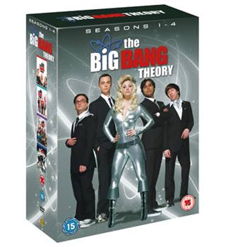 THE BIG BANG THEORY SEASONS 1-4 15