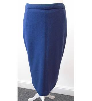 Joules Size: 10 Blue Pencil Skirt