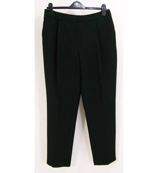 Marks and Spencer - Size 12M - Black - Trousers