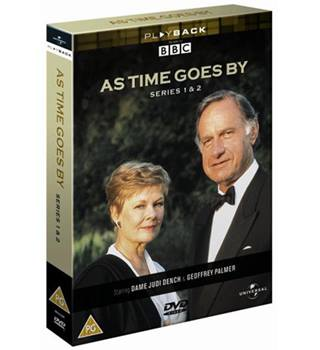 AS TIME GOES BY SERIES 1 AND 2 (BOX SET) PG
