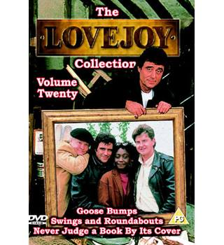 LOVEJOY THE LOVEJOY COLLECTION - VOLUME 20 PG