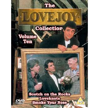 LOVEJOY THE LOVEJOY COLLECTION - VOLUME 10 PG