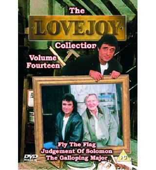 LOVEJOY THE LOVEJOY COLLECTION - VOLUME 14 PG