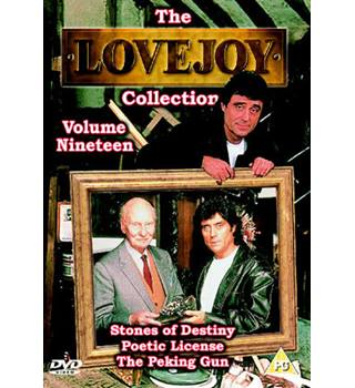 LOVEJOY THE LOVEJOY COLLECTION - VOLUME 19 PG