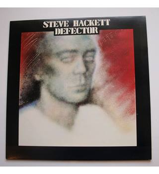 Defector - Steve Hacket - CDS4018