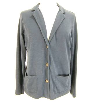 John Lewis - Size: 14 - Blue - Casual jacket / coat