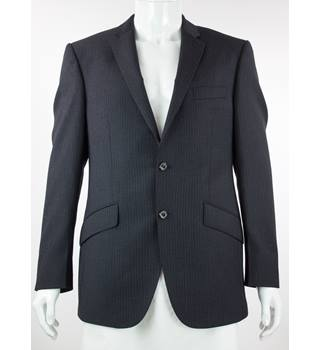 "M&S Marks & Spencer - Size: 40"" - Black - Single breasted suit jacket"