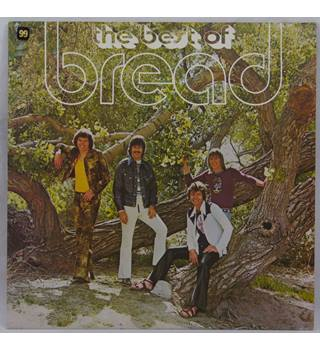 Bread - The Best of Bread Bread - ELEKTRA Records K42115