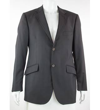 "Ted Baker - Size: 42"" - Black - Single breasted suit jacket"