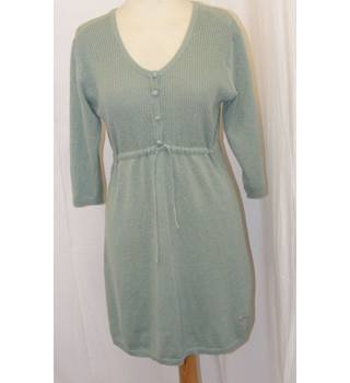 Weird Fist - Size: 12  Aqua Tunic Dress