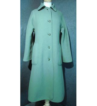 Vintage - Size: M/L - Green - Overcoat