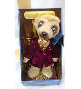 ALEKSANDR MEERKAT NEW WITH TAG LOI LTD ALEKSANDR MEERKAT