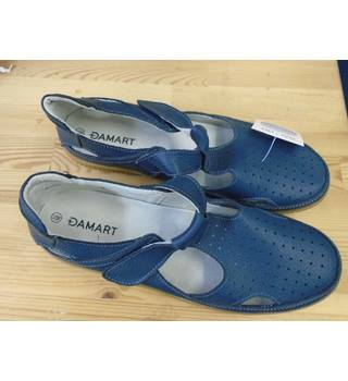 New ladies shoes Damart - Size: 8 - Blue
