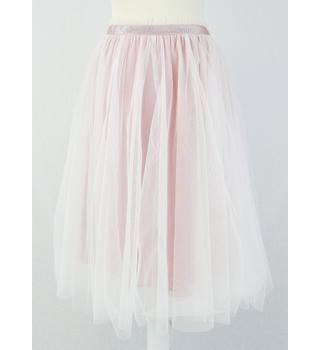 BNWT Marks & Spencer - Size: 10 - 11 Years - Pink - Net Ballet Skirt