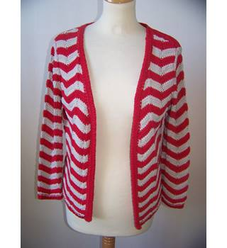 Per Una - Size: M - Red - Cardigan